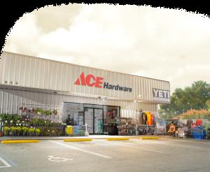 Toole's Ace Hilltop Storefront