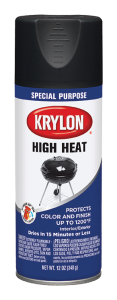 Krylon high heat spray