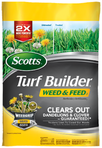Scotts Turf Builder Weed & Feed
