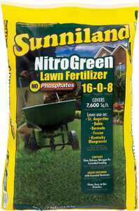 Sunniland Nitro Green Lawn Fertilizer